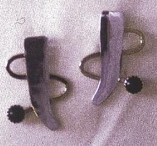 Silver & Onyx Earrings